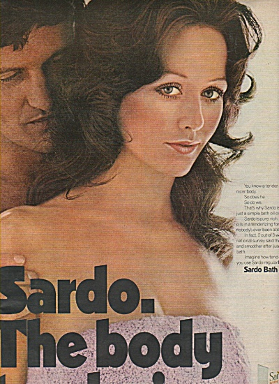 Sardo bath oil ad 1972 (Image1)