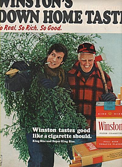 winston cigarettes ad 1972 (Image1)