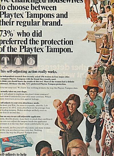 Playtex tampon ad 1972 (Image1)