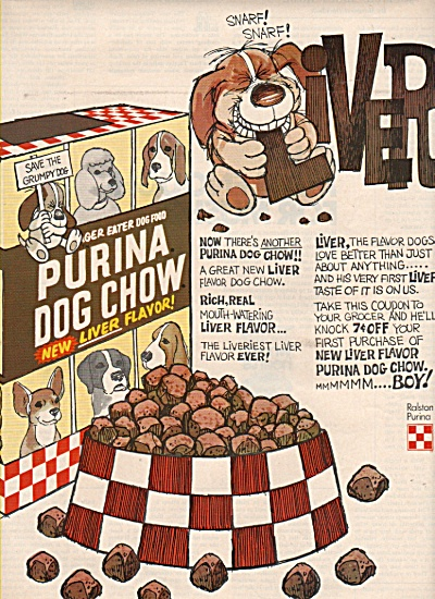 Purina dog chow ad 1972 (Image1)