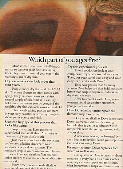 Dove soap ad 1972 (Image1)