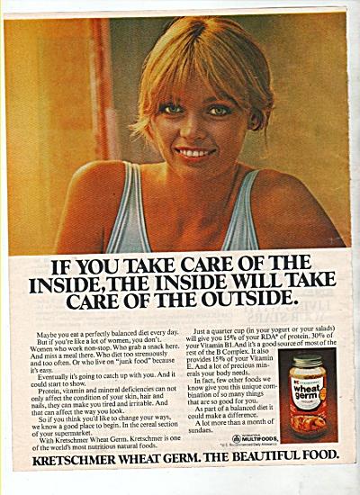 Kretschmer Wheat Germ ad 1978 (Image1)