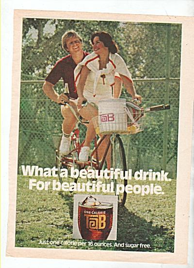 Tab Drink ad 1978 (Image1)
