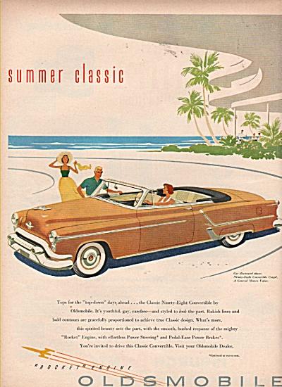 Oldsmobile ninety eight ad 1953 (Image1)