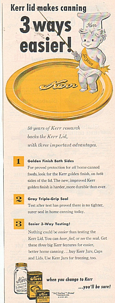 Kerr Mason caps and lids ad 1953 (Image1)