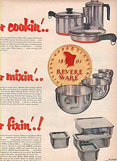 Revere Ware  ad 1953 (Image1)