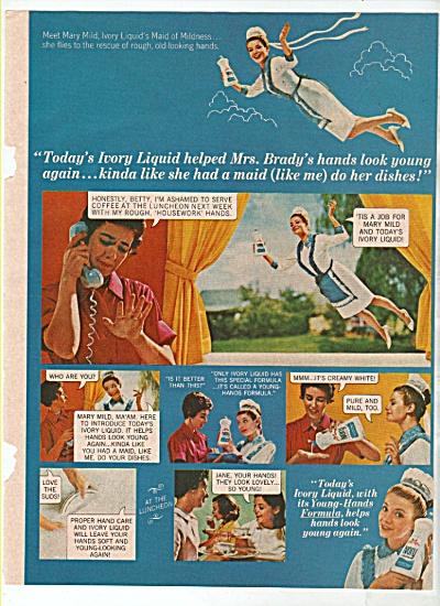 Ivory liquid soap ad 1965 (Image1)