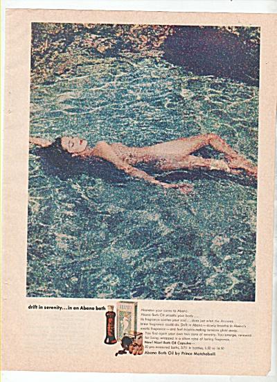 Abano bath ad 1965 (Image1)