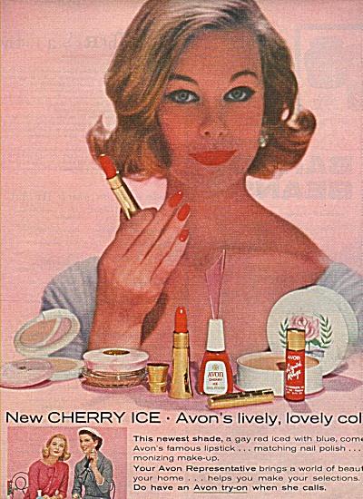 Avon Cosmetics ad 1959 (Image1)