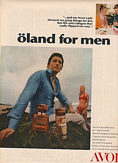 Avon -   Oland fokr men ad 1970 (Image1)