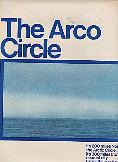 Richfield Arco  company ad 1970 (Image1)