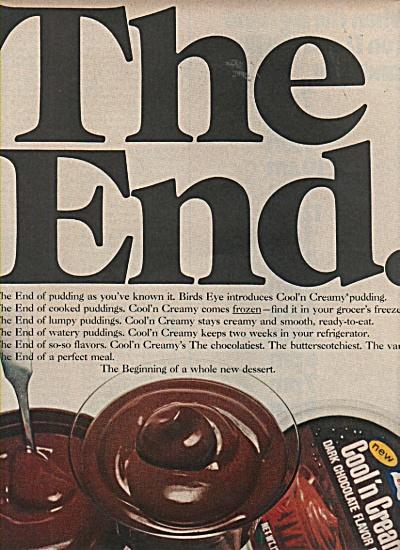 Cool 'n Creamy pudding ad 1970 (Image1)