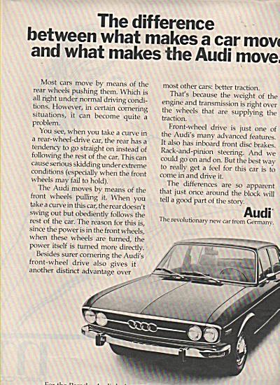 Audi automobile ad 19770 (Image1)