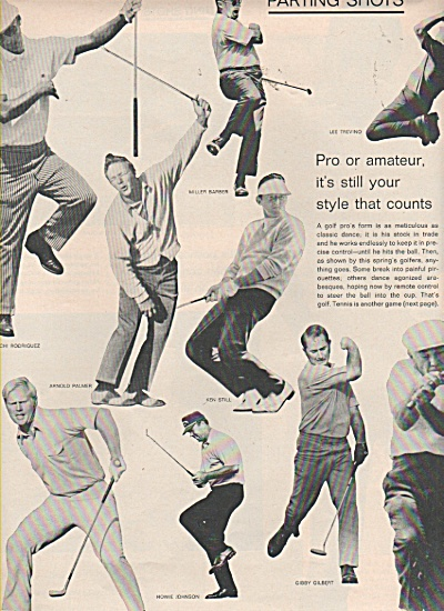 Pro & Amateu athletes Parting shots 1970 (Image1)