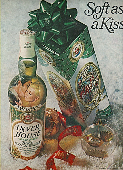 Inver House scotch whisky ad 1970 (Image1)