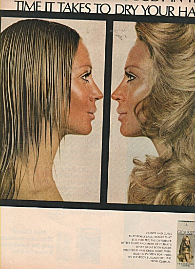 Miss Clairol  ad 1970 (Image1)