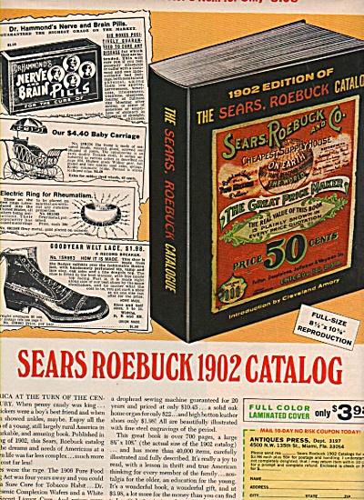 Sears Roebuck 1902 catalog  ad 1970 (Image1)