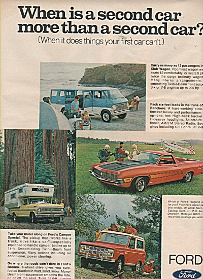 Ford motor ad 1970 (Image1)