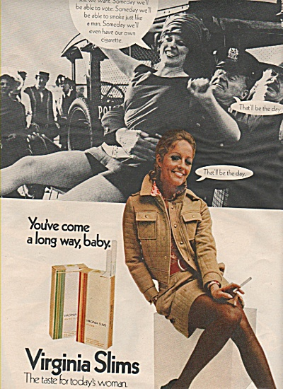 Virginia slims ad 1970 (Image1)