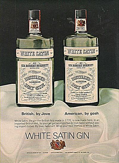 White Satin gin ad 1970 (Image1)