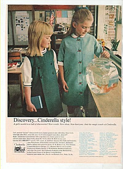 Cinderella style ad 1964 (Image1)