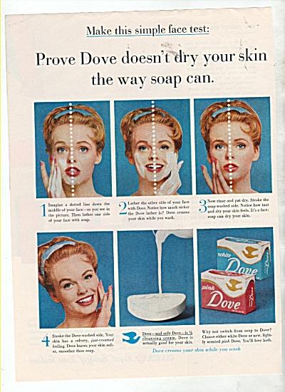 Dove soap ad 1964 (Image1)