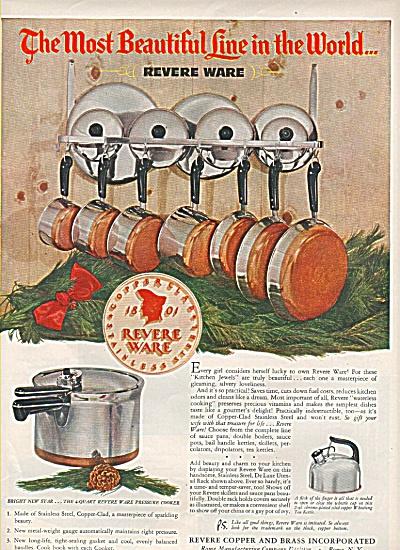 Revere Ware ad 1949 (Image1)