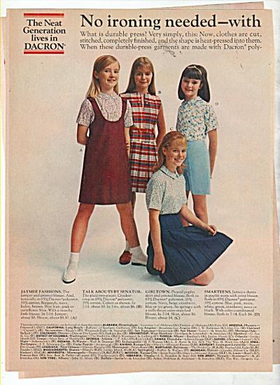 Dupont dacron ad 1966 (Image1)