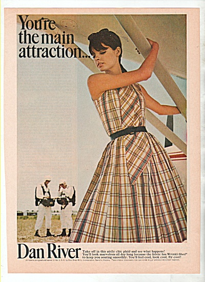 Dan River clothes ad 1966 (Image1)