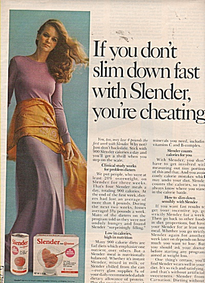 Slender from Carnation ad 1971 (Image1)