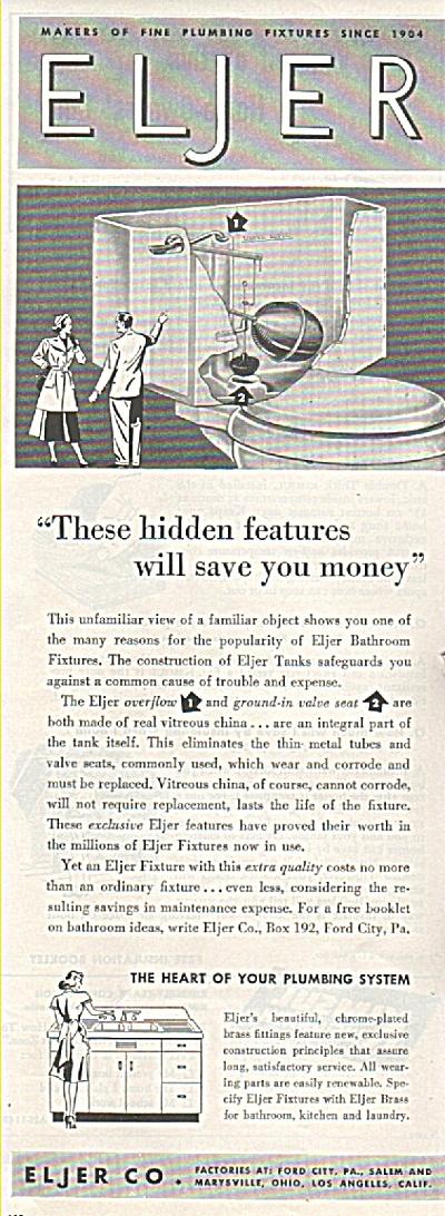 Eljer plumbing sytem ad 1949 (Image1)