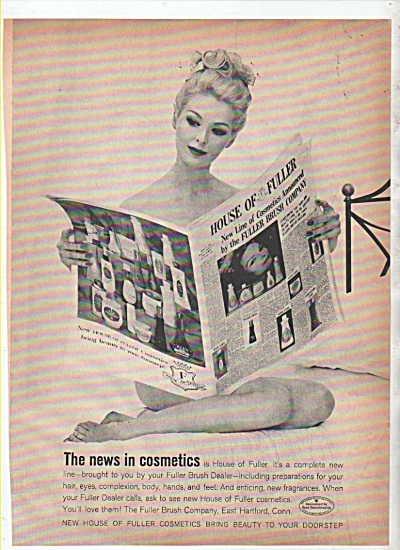 House of fuller - brush dealer ad 1960 (Image1)