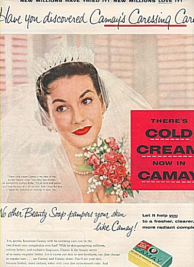 Camay soap ad 1955 MRS JESS ALTMAN (Image1)