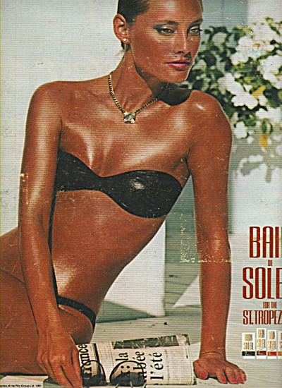 St. Tropez Tan  ad 1981 (Image1)