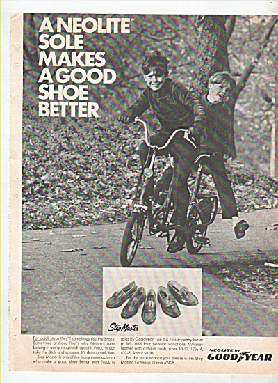 Goodyear neolite step masters ad 1969 (Image1)