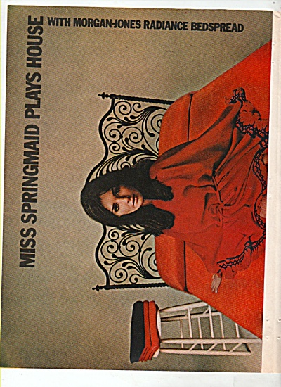 Springmaid blankets ad 1969 (Image1)