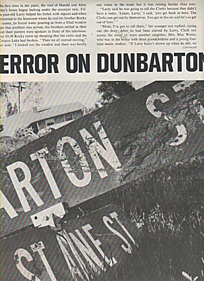 Night of terror on Dunbarton - Flood in South Dakota  1 (Image1)
