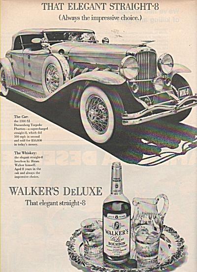 Walkers deluxe bourbon ad 1972 (Image1)