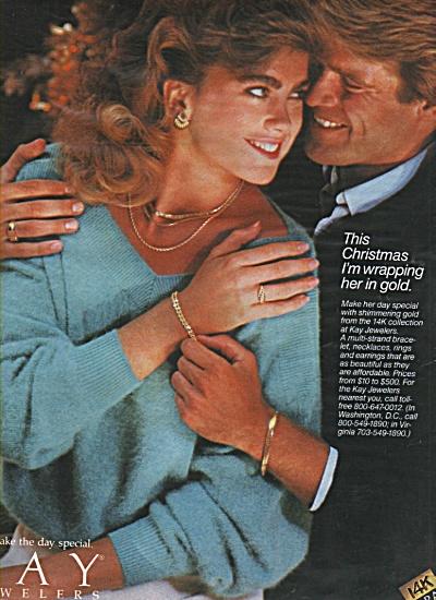 Kay Jewelers ad 1984 (Image1)