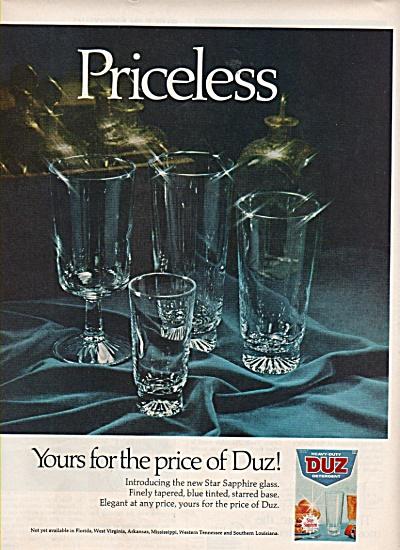 Duz detergent  ad 1968 (Image1)