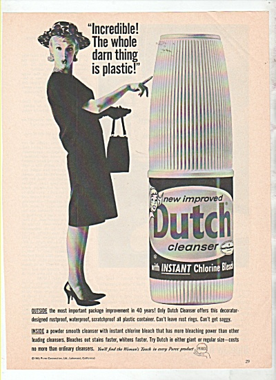 Dutch cleanser ad 1963 (Image1)