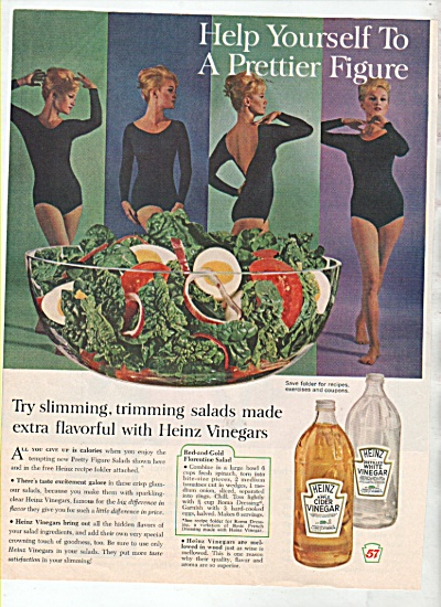 Heinz cder vinegar and white vinegar -1963 (Image1)