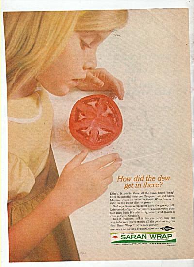 Saran wrap ad 1963 (Image1)