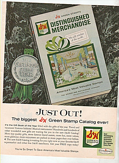 S & H Green stamps ad 1963 (Image1)