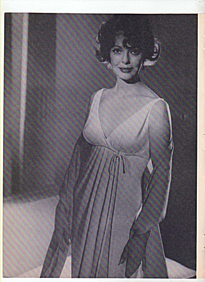 LORETTA YOUNG; The Steel butterfly story 1963 (Image1)