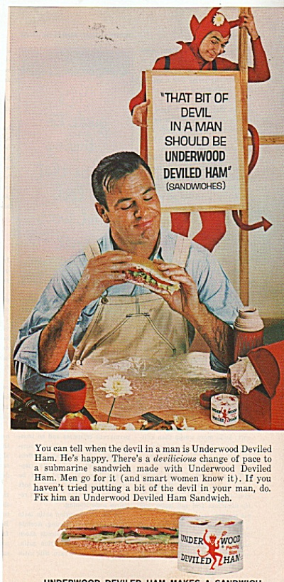 Underwood deviled ham ad 1963 (Image1)