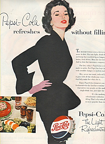 Pepsi cola ad 1953 (Image1)
