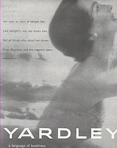 Yardley lavenesque ad 1953 (Image1)