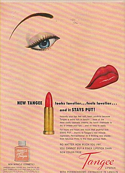 Tangee lipstick ad 1953 (Image1)