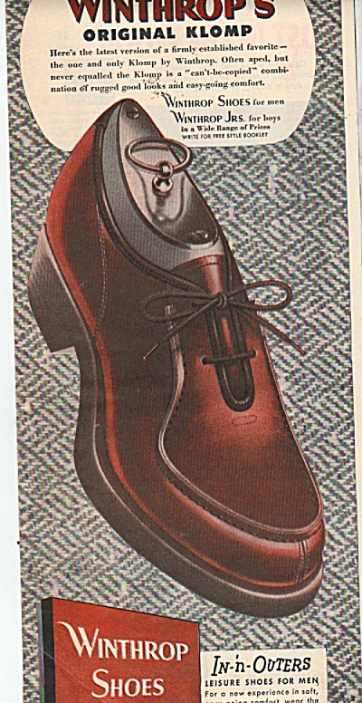 Winthrop shoes ad 1946 (Image1)